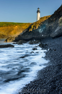 Yaquina Head Lighthouse, Newport, OR