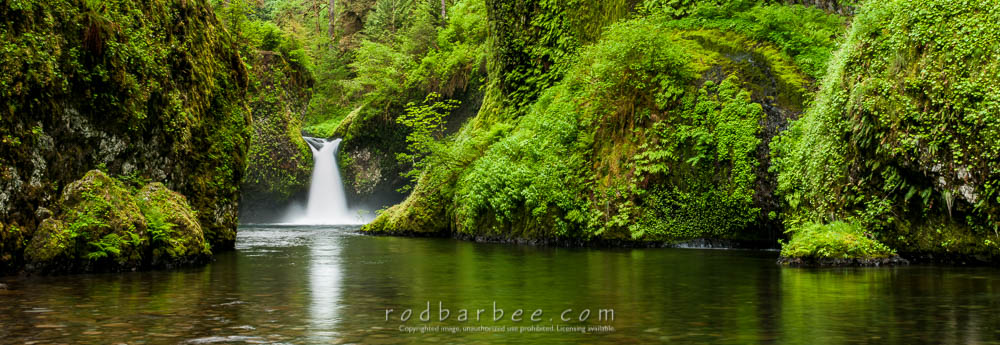 Guide to the Columbia River Gorge Rod Barbee graphy
